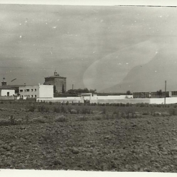 Colegio, ermita y torre