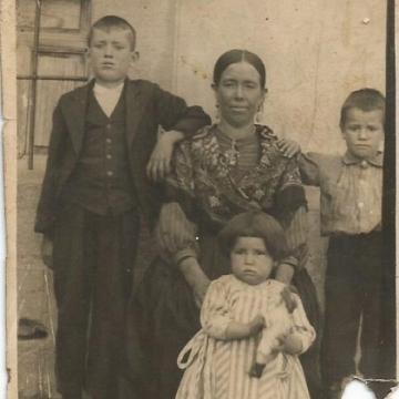 Familia de Antonia
