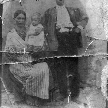Familia Sánchez Fraile