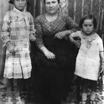 Madre, hermana y prima de Mercedes Martín