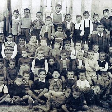 Niños del colegio