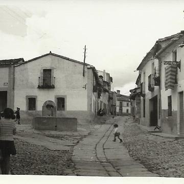 Pilón de la Calle Peligros
