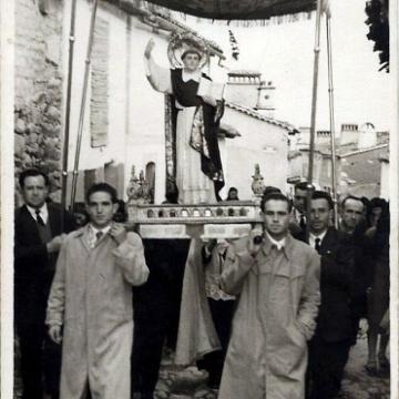 Procesión de San Vicente