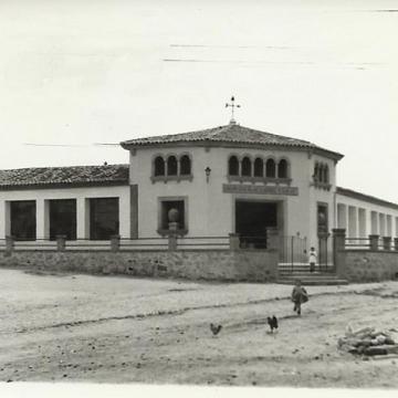 Puerta del colegio