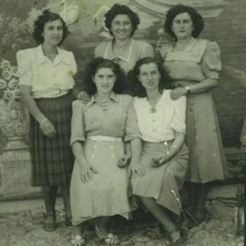 Tía María y amigas