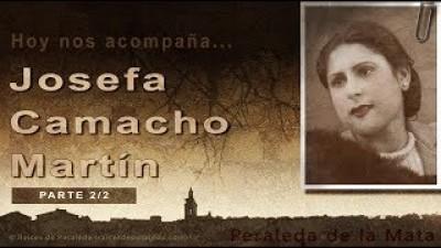 Memorias de Josefa Camacho Martín 2/2 (Josefa Camacho Martín)