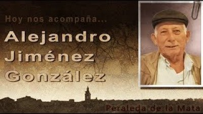 Memorias de Alejandro Jiménez González (Alejandro Jiménez González)