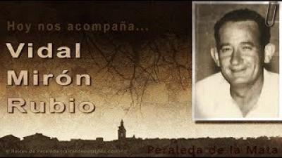 Memorias de Vidal Mirón Rubio (Vidal Mirón Rubio)