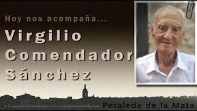 Memorias de Virgilio Comendador Sánchez (Virgilio Comendador Sánchez)