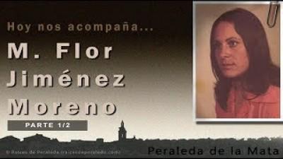 Memorias de Mari Flor Jiménez Moreno 1/2 (Mari Flor Jiménez Moreno)