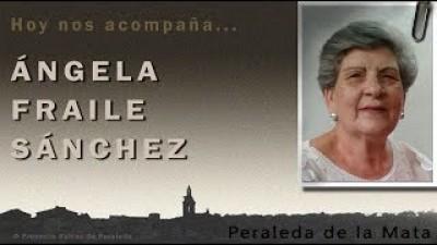 Memorias de Angela Fraile 1/2 (Ángela Fraile Sánchez)
