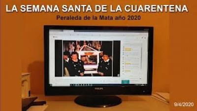 Procesionando online - Peraleda 2020