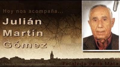 Memorias de Julián Martín Gómez - Labores agrícolas de secano (Julián Martín Gómez)