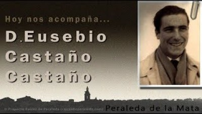 Memorias de Eusebio Castaño Castaño (Eusebio Castaño Castaño)