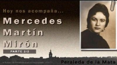 Memorias de Mercedes Martín Mirón 2/2 (Mercedes Martín Mirón)