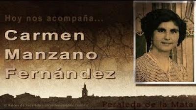 Memorias de Carmen Manzano Fernández (Carmen Manzano Fernández)