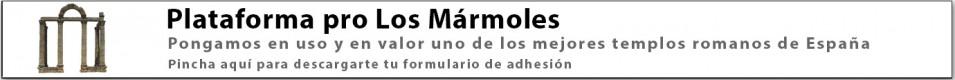 Plataforma pro Los Mármoles