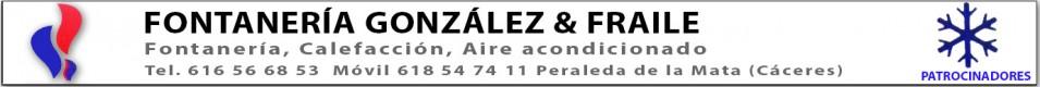 Fontanería González & Fraile