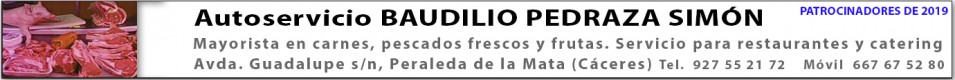 Autoservicio Baudilio Pedraza Simón