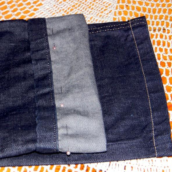 Resultado de imagen para patrones ruedo pantalon