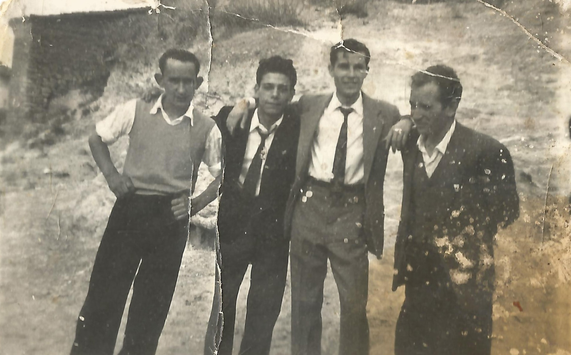 Amigos de Vidal Mirón