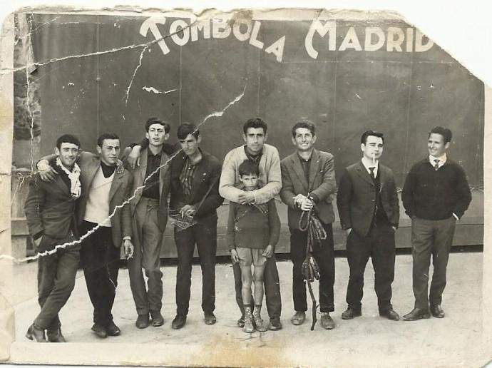 Tómbola Madrid