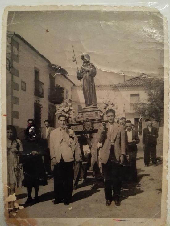 Procesión de Santiago