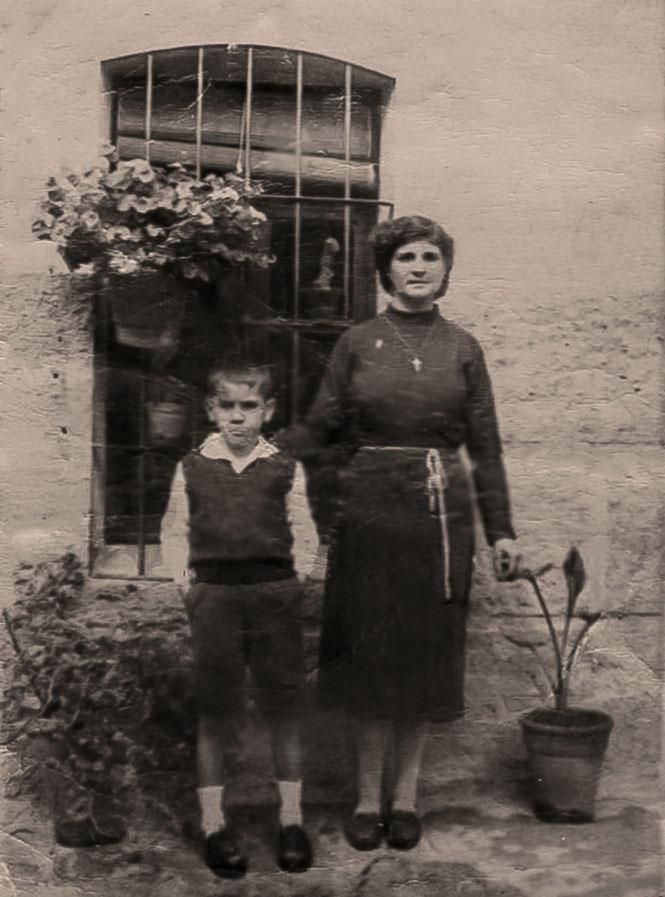Carmen Manzano y Angel Martín