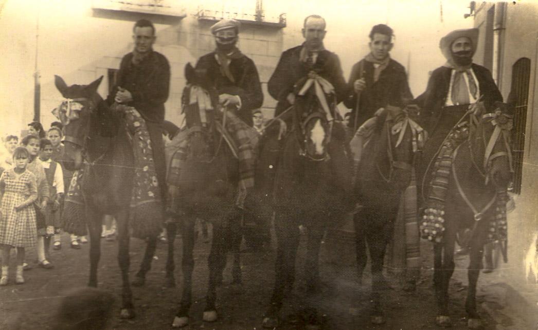 Diputación de hombres del 57 de Carnaval