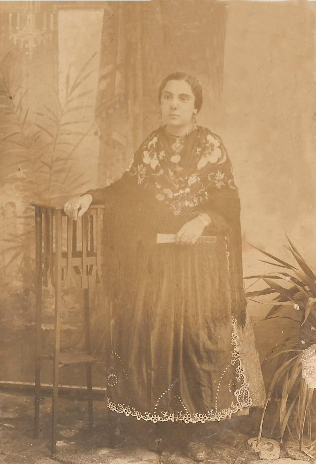 Abuela María Juana
